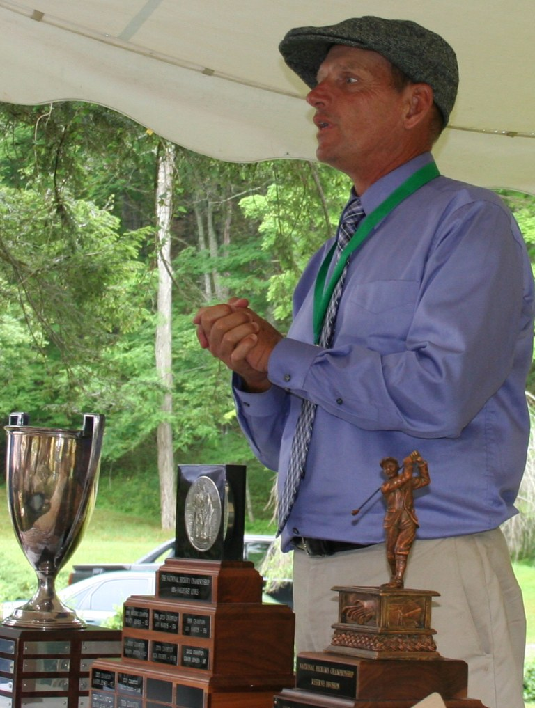 2010 Mens Champion Mike Stevens